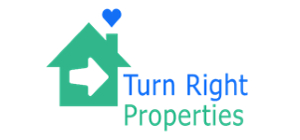 Turn Right Properties office logo