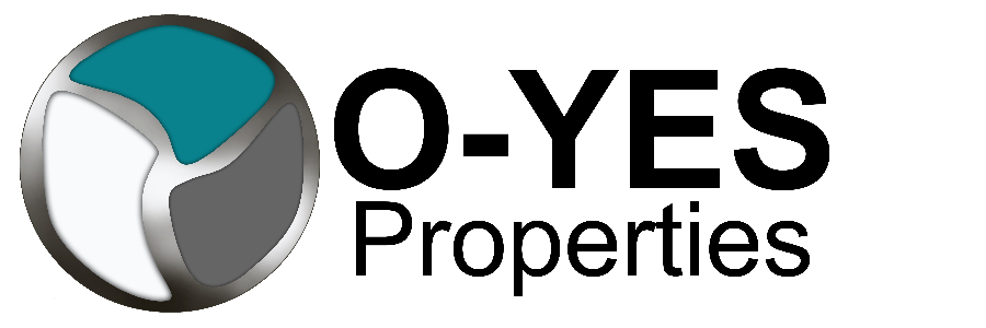 O-YES Properties office logo