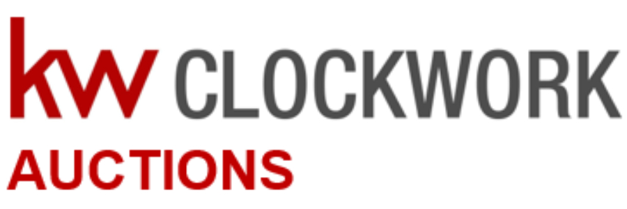 Keller Williams Clockwork Auctions office logo