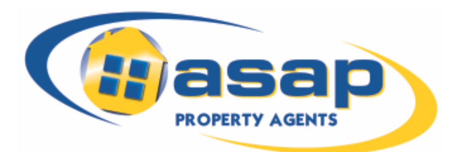 ASAP Property Agents office logo