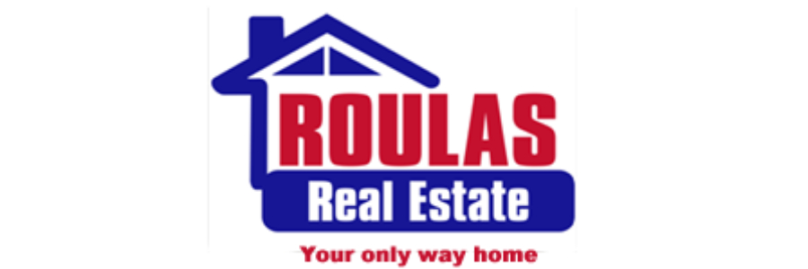 Roulas Real Estate  office logo