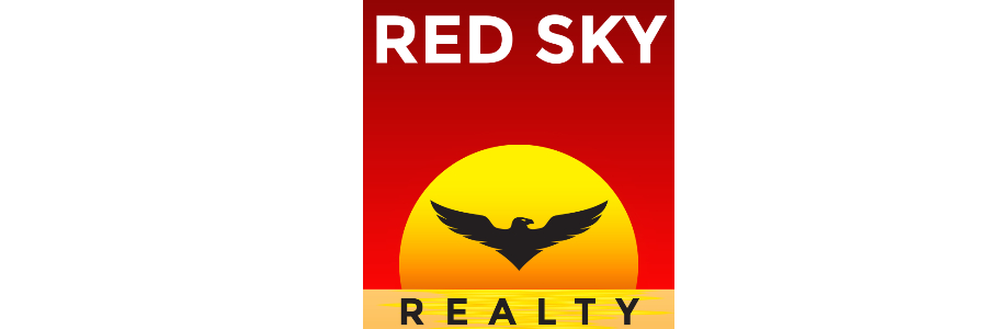 Red Sky Realty office logo