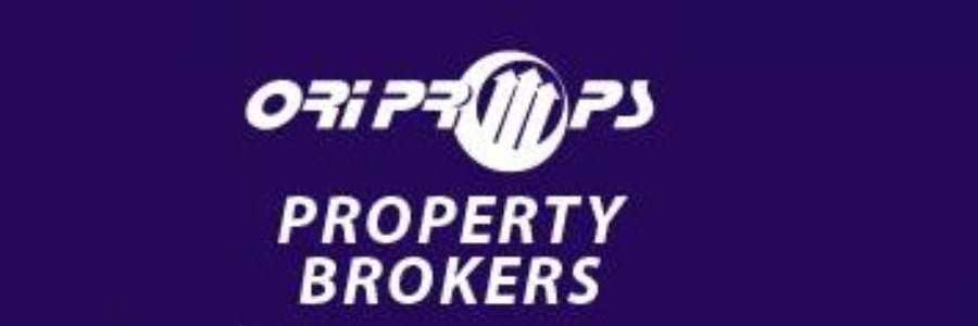 Oriprops Property Brokers office logo
