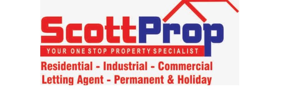 Scottprop office logo
