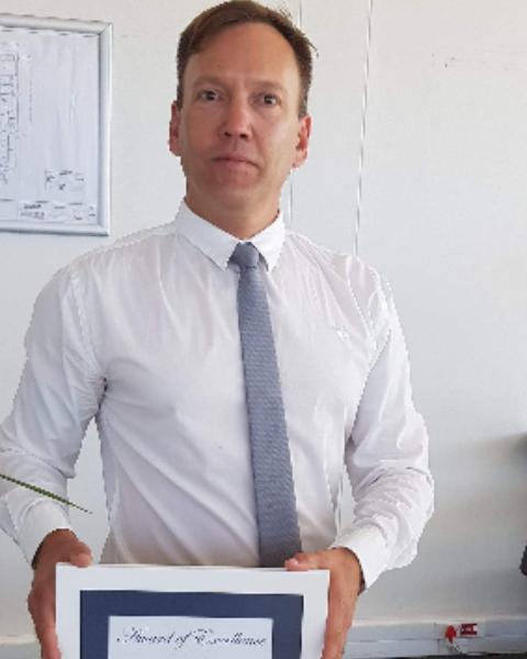 Real Estate Agent - Jan Visagie