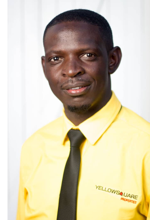 Real Estate Agent - Gelasius Moyo