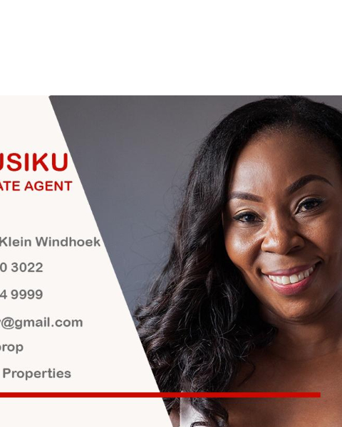 Real Estate Agent - Wayera Hausiku