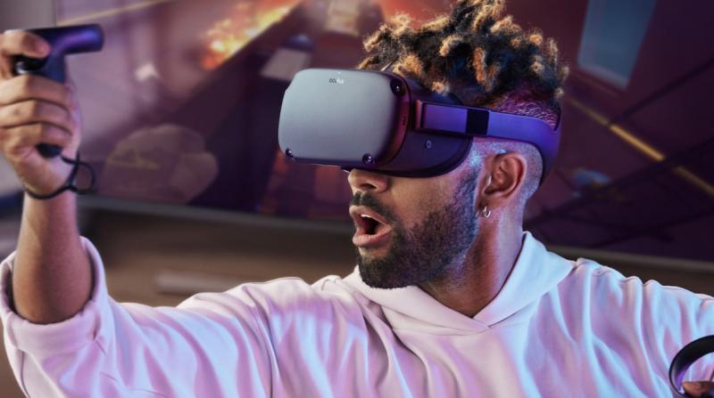 Oculus Connect 5 : Oculus annonce l'Oculus Quest pour le printemps 2019 - 2