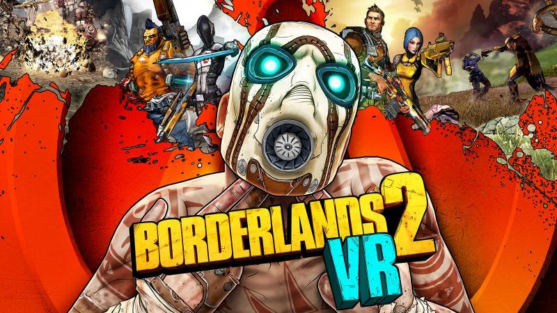 Borderlands 2 VR annoncé sur PSVR - 2