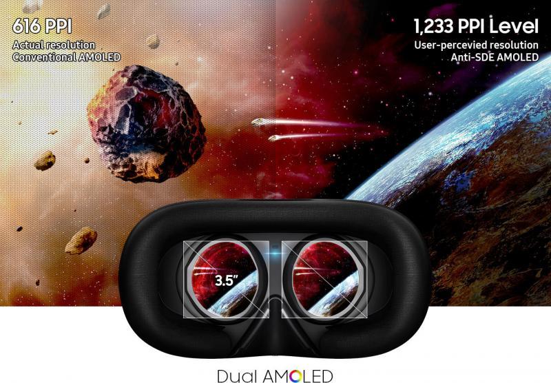 Samsung Odyssey+ : unboxing et première impression ! Enfin un casque sans effet de grille ? - 2