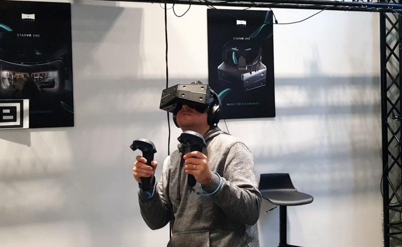 Preview StarVR One : le meilleur casque de réalité virtuelle actuel ? - 19