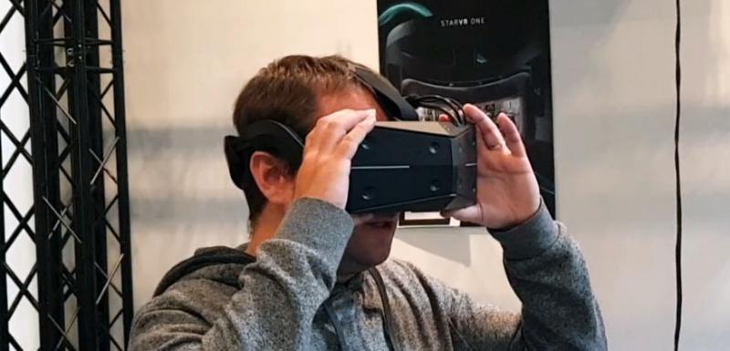 Preview StarVR One : le meilleur casque de réalité virtuelle actuel ? - 35