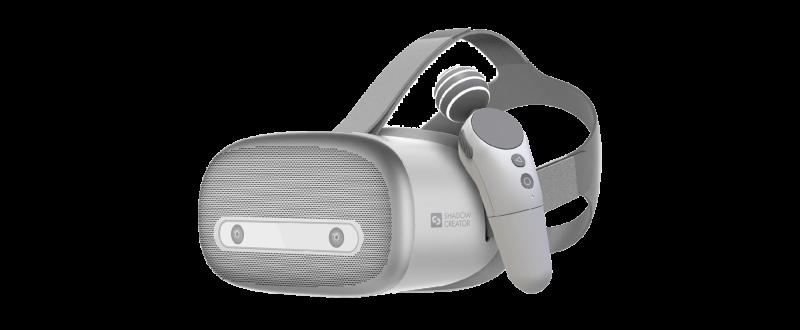 Annonce : Shadow VR, le casque VR qui vient tacler l'Oculus Quest - 2