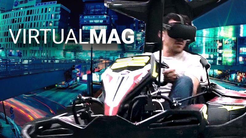 Premiers retours sur le Pimax 5K+, rumeurs sur le PSVR 2 et un Karting en VR  (#VirtualMag 006) - 2