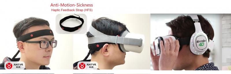 Bientôt : des stimulateurs vestibulaires galvaniques pour jouer sans Motion-Sickness ! - 2
