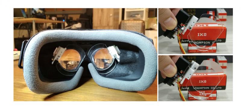 Verifocal VR, remporte le prix de l'innovation CES 2019 - 4