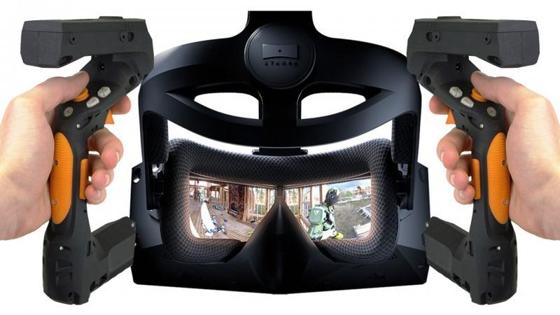 Ca sent le sapin pour StarVR, 100 000 HoloLens pour l'armée et les Reactive Grip (#VirtualMag 008) - 2