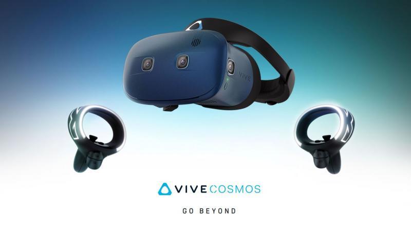 CES 2019 : HTC dévoile le Vive Cosmos : un casque avec tracking positionnel sans capteur externe ainsi que le Vive Reality System - 2