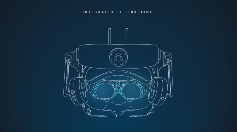 CES 2019 : HTC annonce le Vive Pro Eye, un Vive Pro avec détection des mouvements des yeux et rendu fovéal - 4