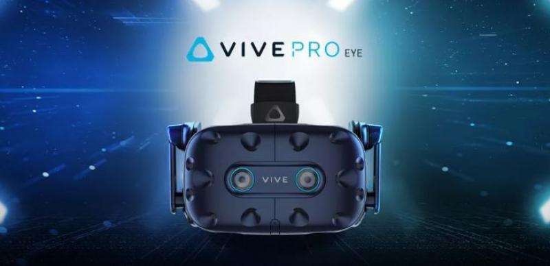 CES 2019 : HTC annonce le Vive Pro Eye, un Vive Pro avec détection des mouvements des yeux et rendu fovéal - 2
