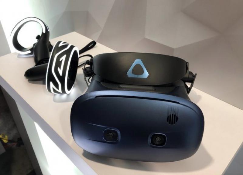 HTC Vive Cosmos : un casque compatible SteamVR ! - 2