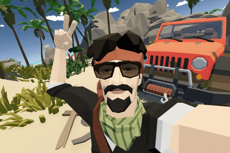 Elysium VR : l'enfant improbable de VRChat et de Job Simulator !!! - 2