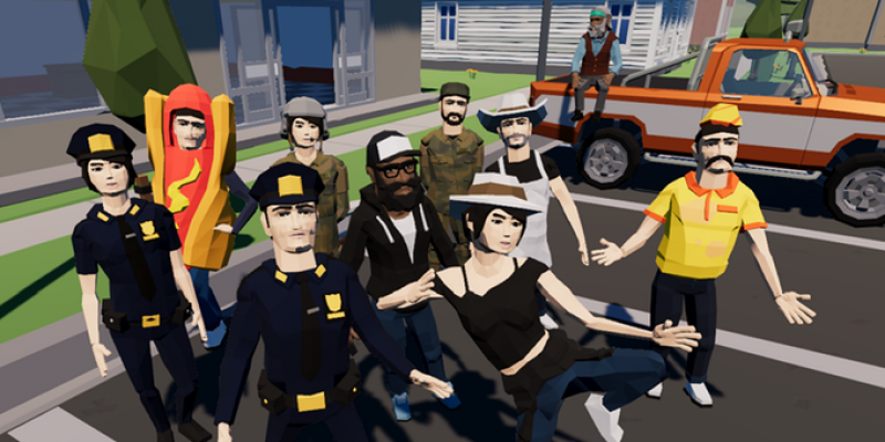 Elysium VR : l'enfant improbable de VRChat et de Job Simulator !!! - 4