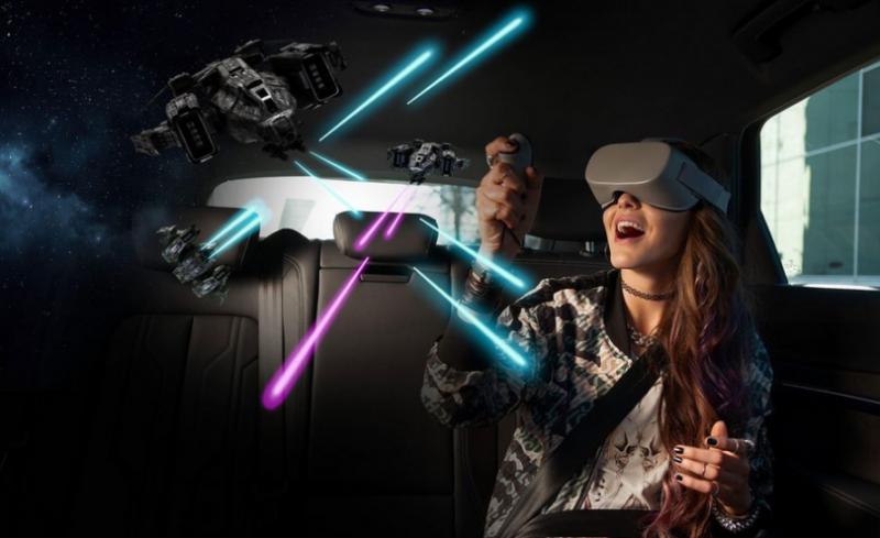 CES 2019 : Audi rêve de casques VR dans chacune de ses voitures - 2