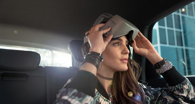 CES 2019 : Audi rêve de casques VR dans chacune de ses voitures - 8
