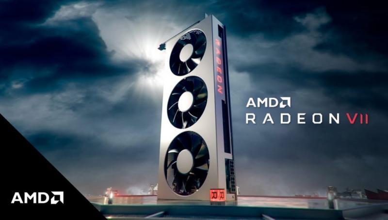 CES 2019 : AMD sort les armes avec la Radeon VII ! - 2