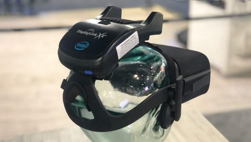 CES 2019 : DisplayLink présente une version pour Oculus Rift de son adaptateur sans fil - 2