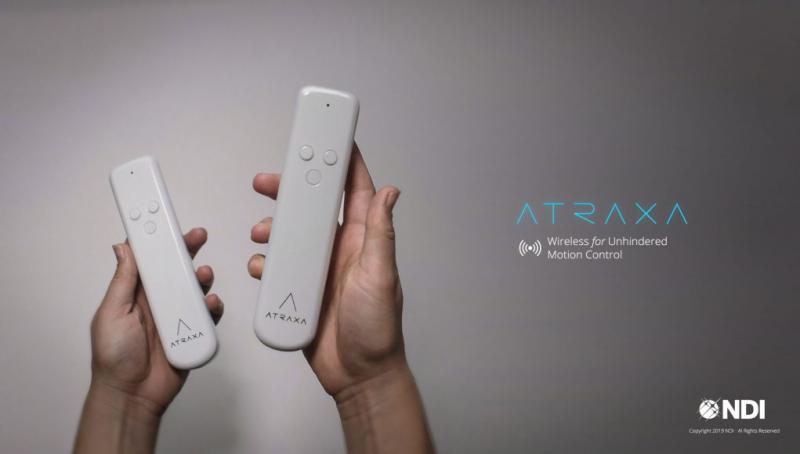 CES 2019 : Atraxa des contrôleurs VR sans capteurs et sans occlusion ? - 2