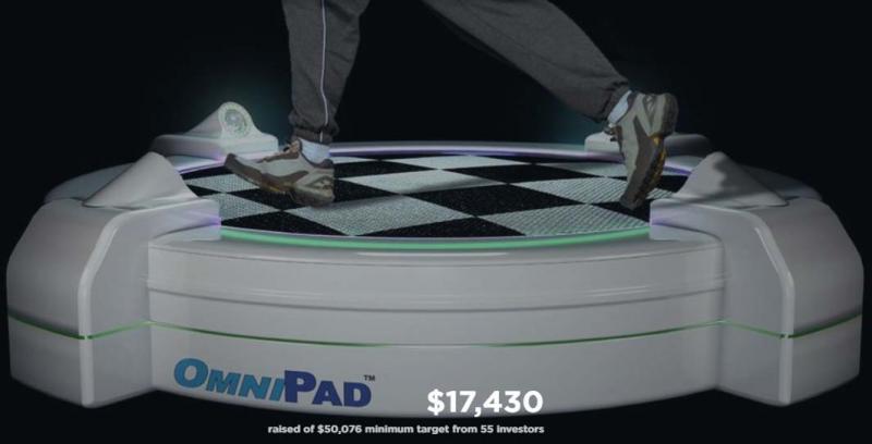 OmniPad, un nouveau Treadmill qui veut votre argent ! - 2
