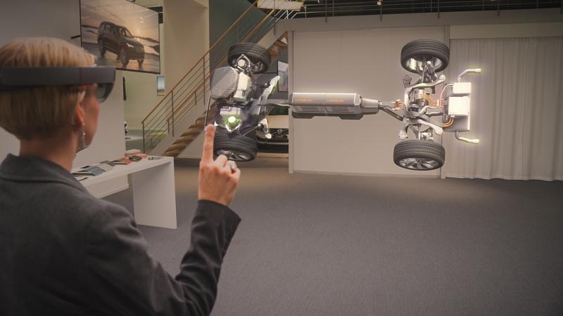 Microsoft : une présentation de l'HoloLens 2 le mois prochain ? - 2