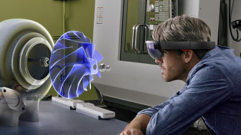 Microsoft : une présentation de l'HoloLens 2 le mois prochain ? - 4