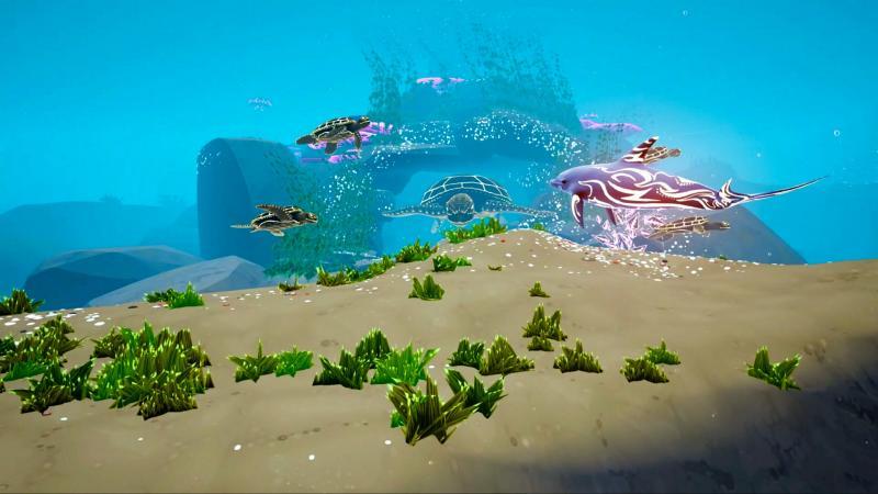 'Jupiter & Mars', une aventure sous-marine pour PS4 & PSVR en 2019 - 4