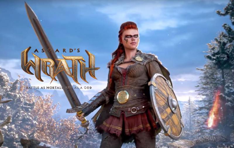 Asgard's Wrath : une nouvelle exclu pour l'Oculus Rift en 2019 - 2