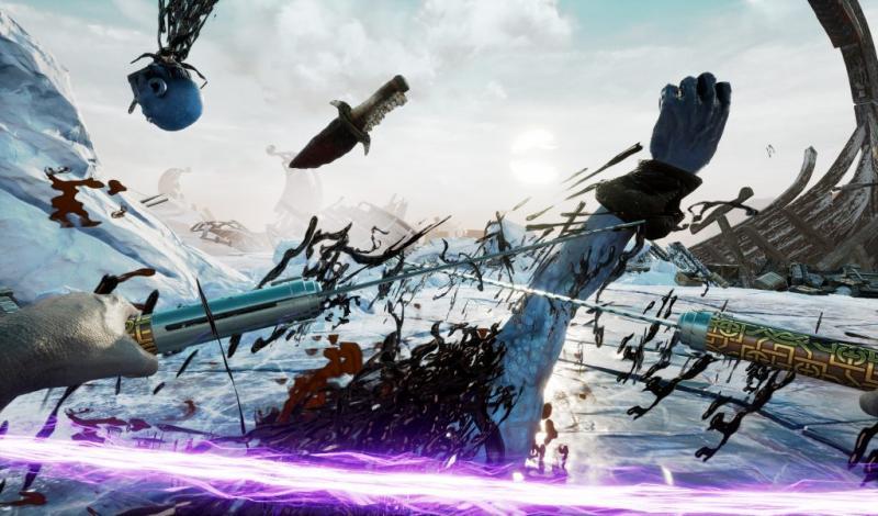 Asgard's Wrath : une nouvelle exclu pour l'Oculus Rift en 2019 - 6