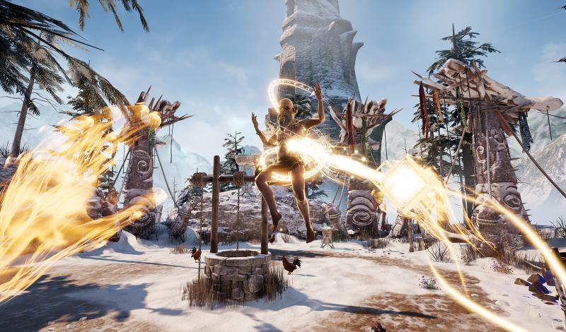 Asgard's Wrath : une nouvelle exclu pour l'Oculus Rift en 2019 - 8