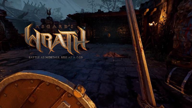 Asgard's Wrath : du gameplay pour l'exclu Oculus Rift - 2