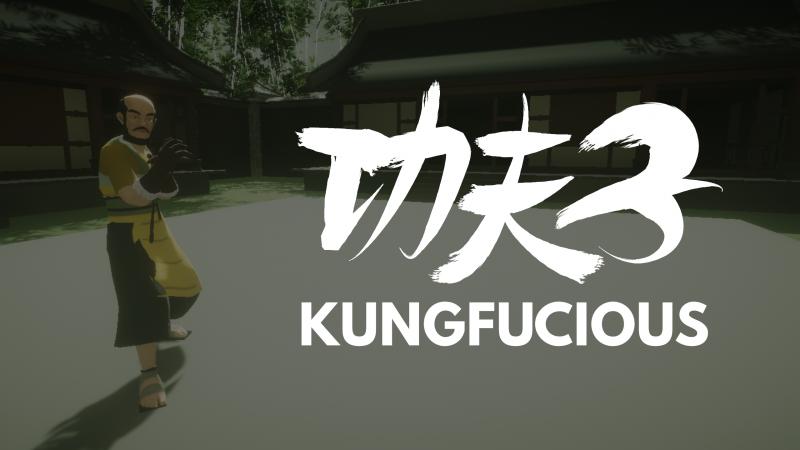 Devenir Bruce Lee en VR, c'est possible, venez apprendre la boxe Wing Chun ! - 2
