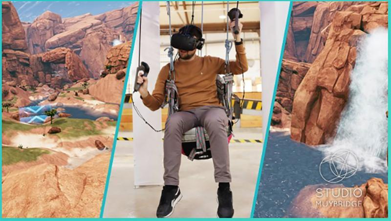 ParagliderVR : Du parapente arcade en réalité virtuelle ! - 2