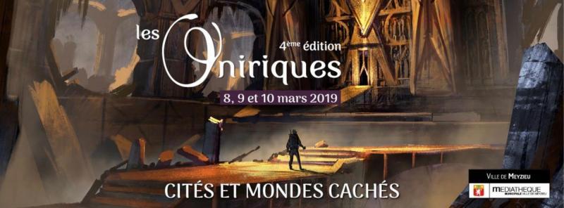 ETR.fr au festival les Oniriques à Meyzieu (69) : Samsung Odyssey & Pimax du 8 au 10 mars - 2