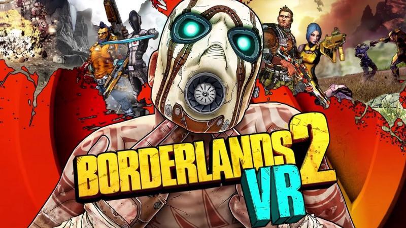Borderland 2 VR : un patch intègre maintenant le PS AIM Contrôleur - 2