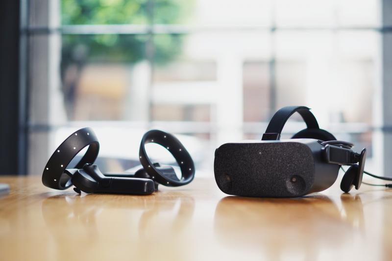 Le HP Reverb est un casque 4K VR impressionnant et confortable pour 599$ - 6