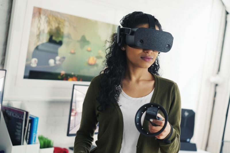 Le HP Reverb est un casque 4K VR impressionnant et confortable pour 599$ - 8