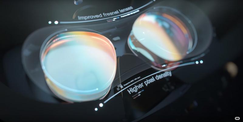 L'Oculus Rift S dévoilé : tout ce qu'il faut savoir sur le nouveau casque VR PC d'Oculus (spécs, sortie, prix) - 6