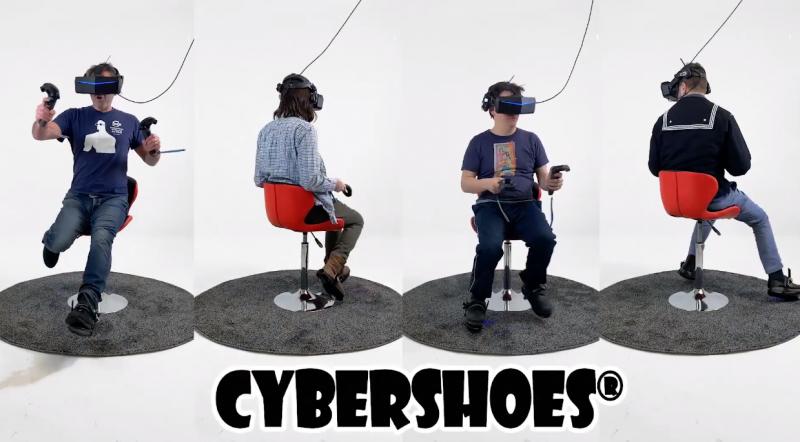 Les Cybershoes vous permettront de sauter en réalité virtuelle - 2