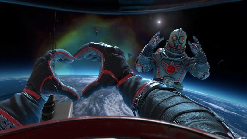 Space Junkies : Open Beta ce week end ! - 2