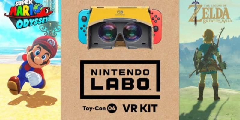 Nintendo :  Zelda et Mario en VR ? Vraiment !? - 2